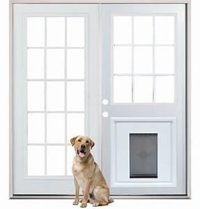 10 options of dog doors interior exterior ideas for Dog door options