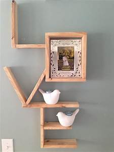 cool letter shaped shelves hative With letter wall shelves