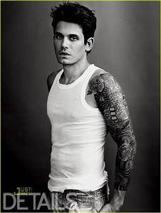 Wallpaper World: John Mayer Covers Details Magazine ...