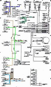 1972 Chevy Blazer Wiring Diagram