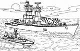 Coloring Ship Rocket Ships sketch template