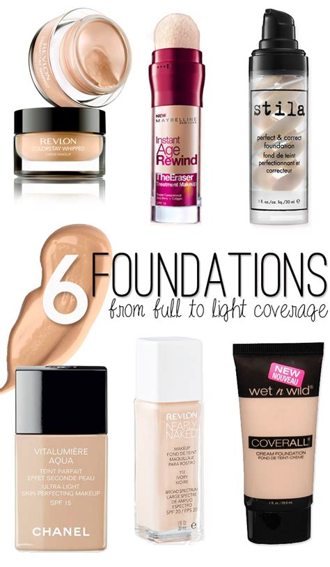 light full coverage foundation the best foundations bags cheap burberry and chanel bags