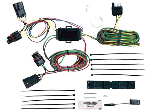 Cobalt Wiring Harnes by Blue Ox Bx88278 Ez Light Wiring Harness Kit Fits 05 11