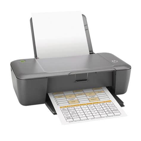 impressora hp deskjet 1000 ch340c preta jato de tinta no pontofrio com