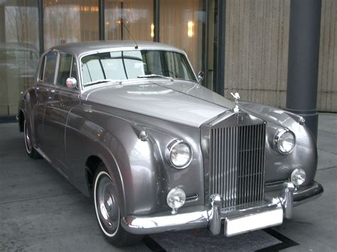 roll royce rolls royce silver cloud