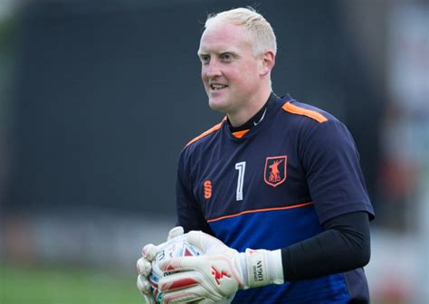 We must play the game not the occasion says Stags keeper ...