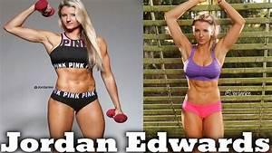JORDAN EDWARDS - Fitness Model: Full Body Exercises and ...