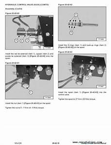 Bobcat Sg30 Sg60 Sgx60 Stump Grinders Service Manual
