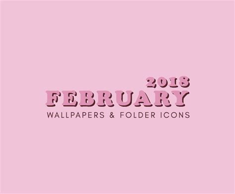 january 2018 wallpapers folder icons whatever bright things whatever bright things where organization and creativity