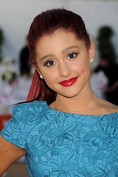 Ariana Grande Angel Awards Eyes August Brown
