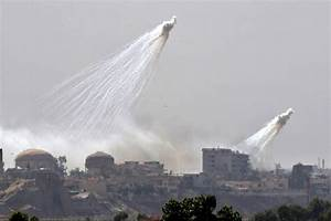 Us Forces Under Fire For Using White Phosphorous Weapons Against Isis