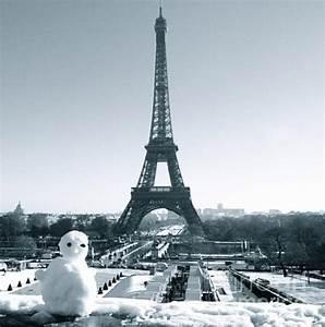 Paris Paris In Winter