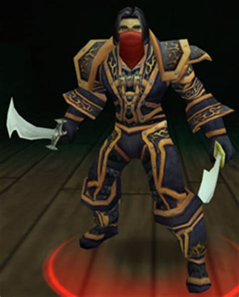 Edwin Cleef Hs Deck by World Of Warcraft The List Five Memorable Mmo Baddies