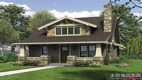 craftsman style bungalow house plans craftsman style porch columns stylish bungalow designs