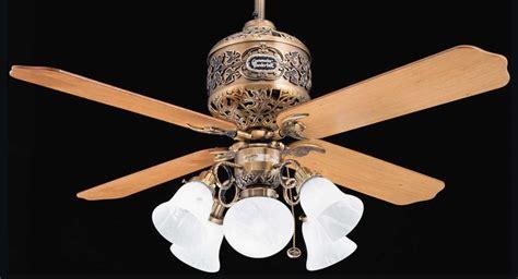 Highbury Ceiling Fan Manual by Antique Brass Ceiling Fan Light Kit Fansdesign