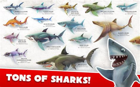 hungry shark world v0 4 0 mod apk unlimited money apps android