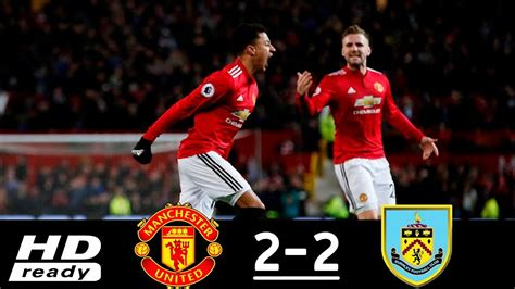 Should man united keep cavani around after this season? Watch Man Utd 2 vs 2 Burnley: All Goals and Extended ...