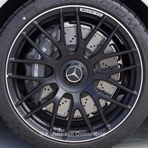 19 inch c63 amg 507 style wheels mercedes a c e s class w204 w205 w212 w213 5x112 w221 w222. AMG 19 inch forged wheel C-Class W205 cross-spoke design black original Mercedes-Benz