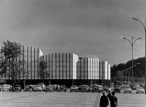 wolfsburg cultural center germany 1958 62 alvar aalto archi alvar aalto