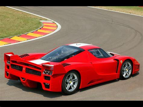2005 Ferrari Fxx Rear Angle Top 1920x1440 Wallpaper