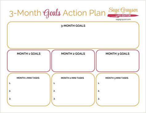 elephant   room   goals action plan