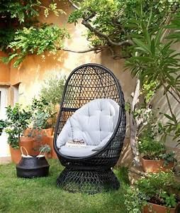 Loveuse De Jardin : jardin et terrasse 12 meubles et accessoires pour une d co cocooning c t maison ~ Teatrodelosmanantiales.com Idées de Décoration