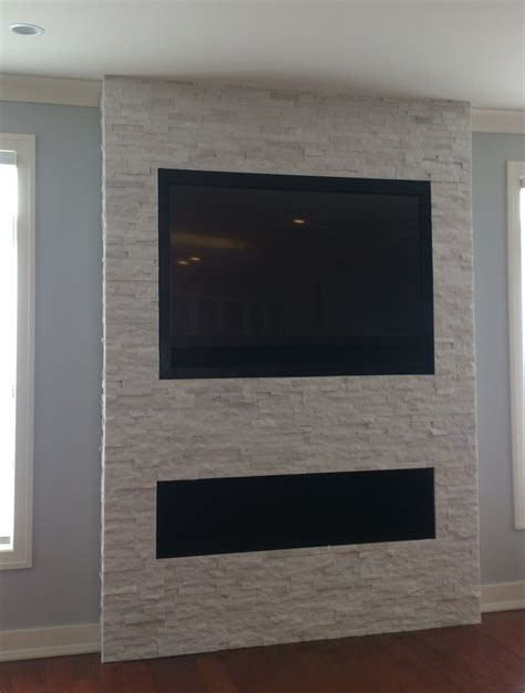 Wondering How To Mount A Tv Over A Fireplace Without A
