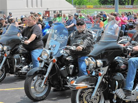 Blessing Of The Bikes Draws Hundreds In Benefit For