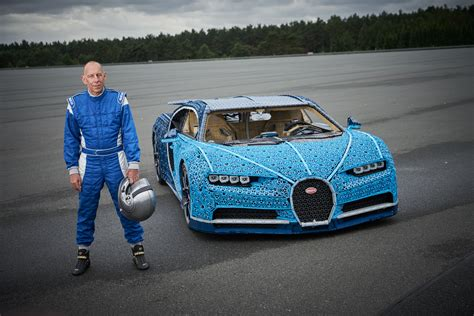Building a toy replica of a prestigious sports car, supercars like bugatti chiron is even much harder. LEGO Built a Full-Size Bugatti Chiron... And It Actually Drives