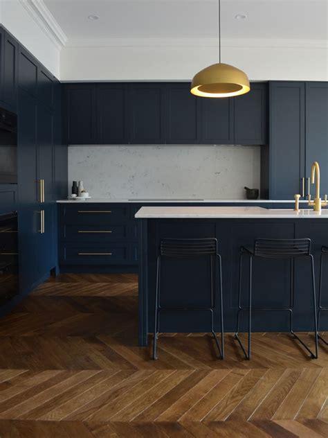 Polyurethane Kitchen Cupboards by Best 25 Navy Kitchen Ideas On Navy Kitchen