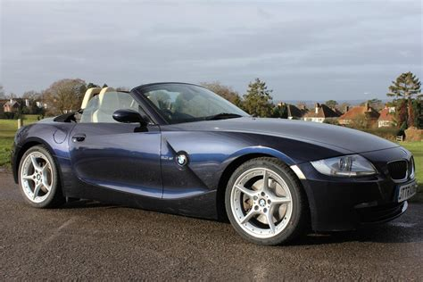 si e bmw used 2008 bmw z4 roadster z4 si sport roadster e4 for sale
