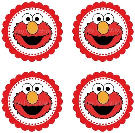 Printable Elmo Cake Template by 17 Best Images About Peyton 1st On Sesame