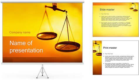 balanza template powerpoint plantillas de diapositivas derecho imagui