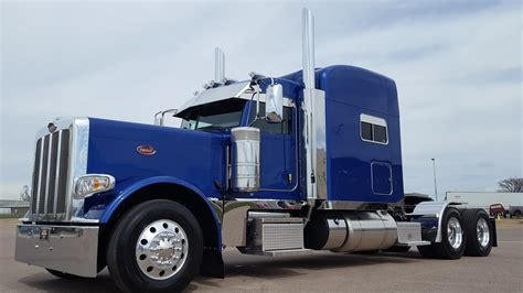 New 2018 custom 389 for sale! - Peterbilt of Sioux Falls