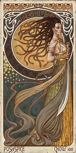 Medusa Queen Of The Gorgons Ancient And Primordial