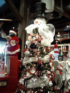 deco mesh glass ornaments  snowman  pinterest