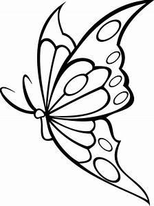 Dessin Facile Papillon : papillon 144 animaux coloriages imprimer ~ Melissatoandfro.com Idées de Décoration
