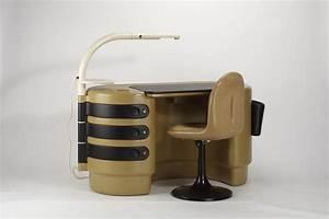 Schreibtisch Mit Stuhl : ernst igl hadi kleiner schreibtisch mit stuhl 1970 ~ A.2002-acura-tl-radio.info Haus und Dekorationen