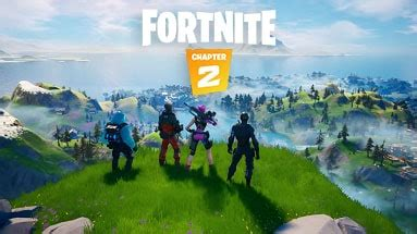fortnite officially reborn  fortnite chapter