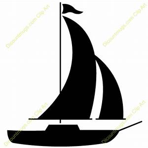 Sailing Boat Silhouette | www.imgkid.com - The Image Kid ...