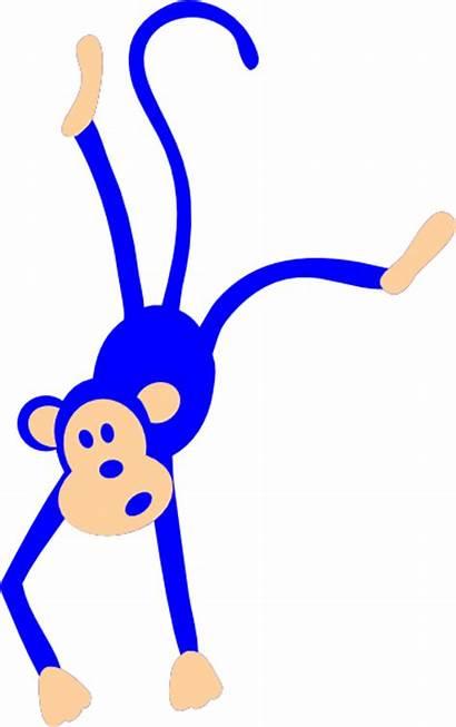 Monkey Clker Clip Clipart