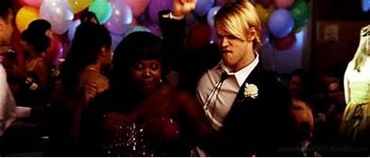 Prom Glee Mercedes Samcedes Sam Night Gleek
