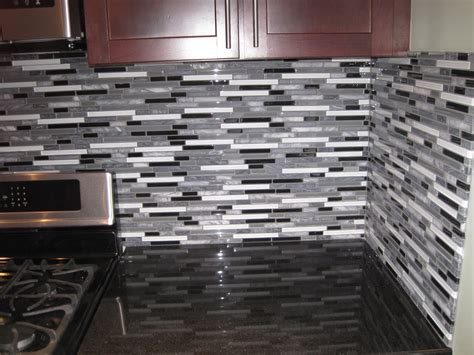 How To Install A Mosaic Tile Backsplash In The Kitchen by Install A Mosaic Tile Backsplash Sheets House Photos