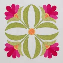 Tulip Garden Baltimore by Hand Applique Quilt Patterns Apps Directories