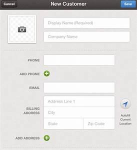 Ipad app for quickbooks online for Ipad invoicing quickbooks