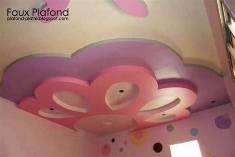 faux plafond pour chambre faux plafond