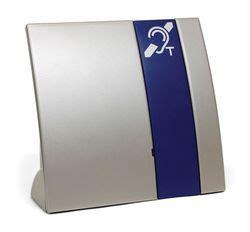 balance de cuisine parlante la90 boucle magnetique portative mobile humantechnik
