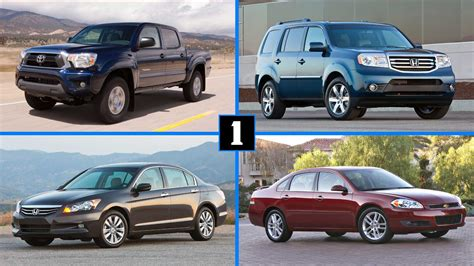 Here Are Some Of The Best Affordable Used Cars Under $20k