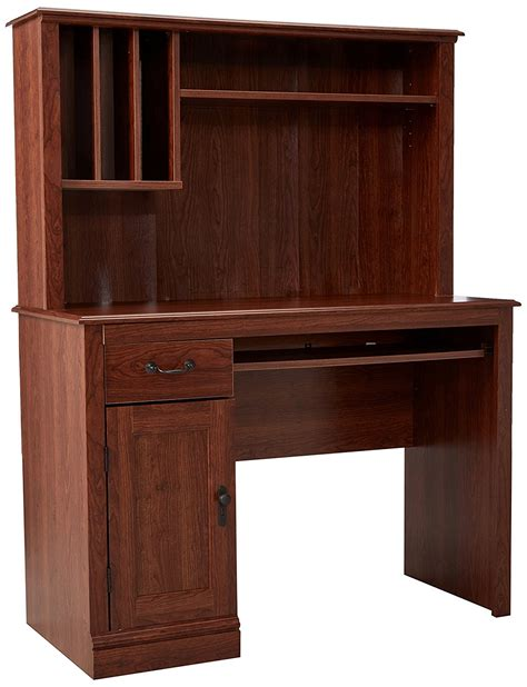 desk and hutch computer desk with hutch and drawers home furniture design