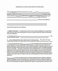 38 sample free contract forms With free lease to own documents